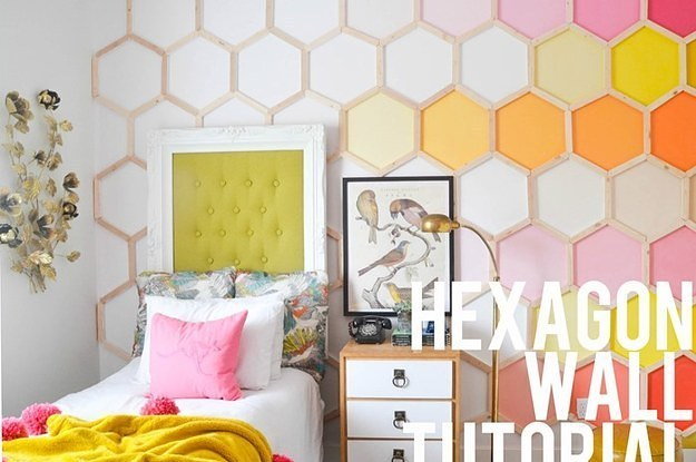 . 29 Wall Decoration Ideas That Only Look Expensive