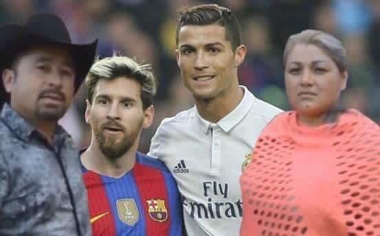 Y como a Christiano Ronaldo no le gustó quedarse fuera de la exclusiva lista, solito se agregó.