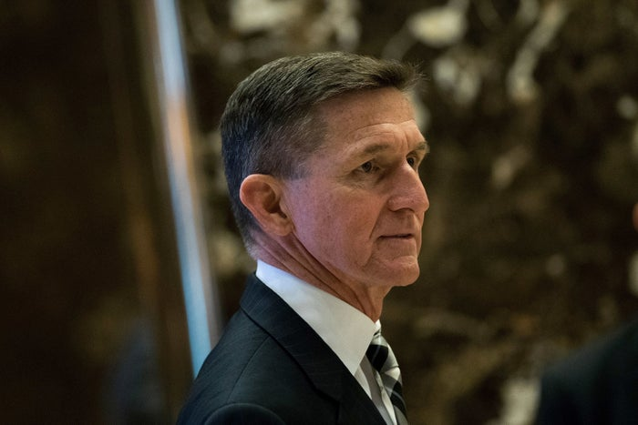 """Since Trump tapped him a few weeks ago, the story has been less about Flynn's career as an intelligence official and more about the issues Flynn will bring to the White House. He's been called out for possibly breaking lobbying rules and for him and his son spreading conspiracy theories. While the book's sections on war are worth reading given his pending role in the Trump administration, it's the sections on the fight against """"Radical Islam"""" where Flynn's views are most extreme, setting Islam as a whole as separate from the America he is trying to protect. Here's a quick round-up:"""