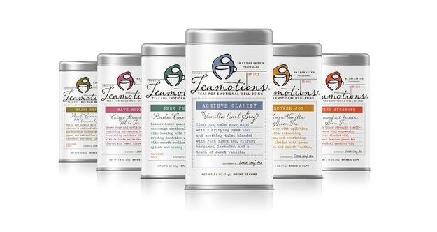 Teamotions Emotional Well-being Tea