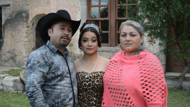 Hace unos días, la invitación a los XV años de una chica de San Luis Potosí llamada Rubí se salió absolutamente de control.