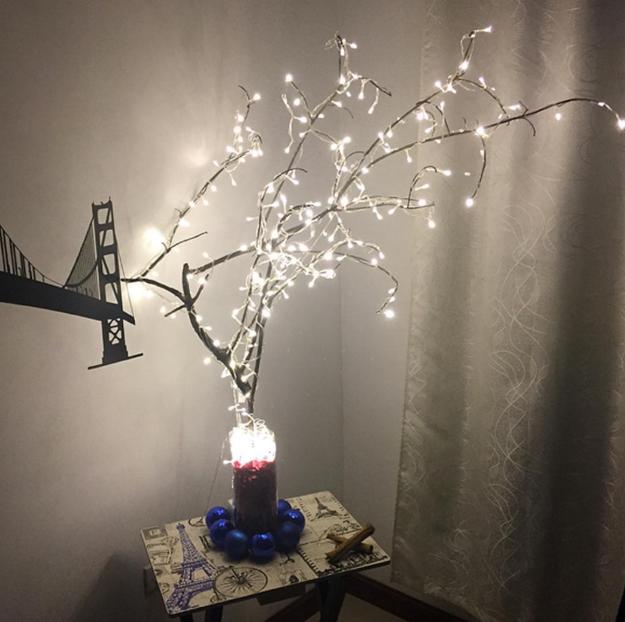 ¿Quién dijo que el árbol debía ser un pino?