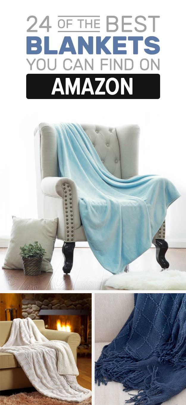 7817df44c833 24 Of The Coziest Blankets You Can Get On Amazon