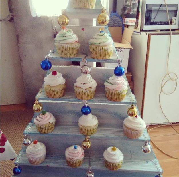 ¿Qué prefieres, olor a pino u olor a cupcake?