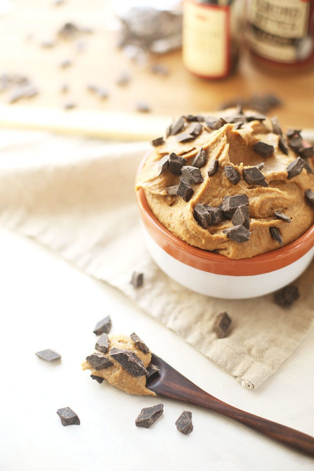Dairy-Free Cookie Dough