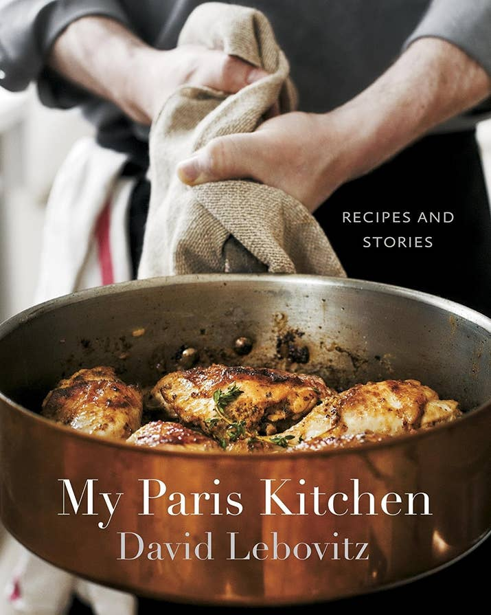 23 cookbooks food lovers actually want for christmas 10 my paris kitchen by david lebovitz forumfinder Choice Image