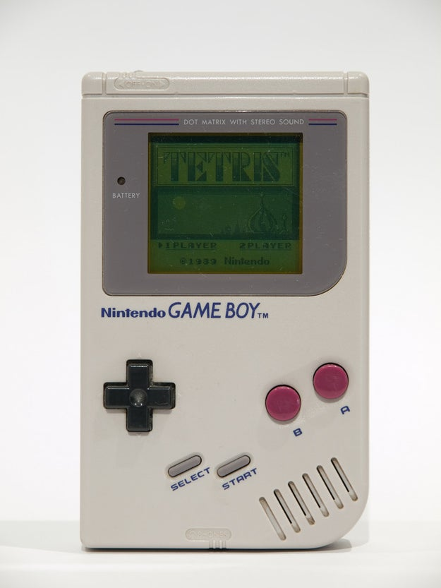 Une Game Boy.