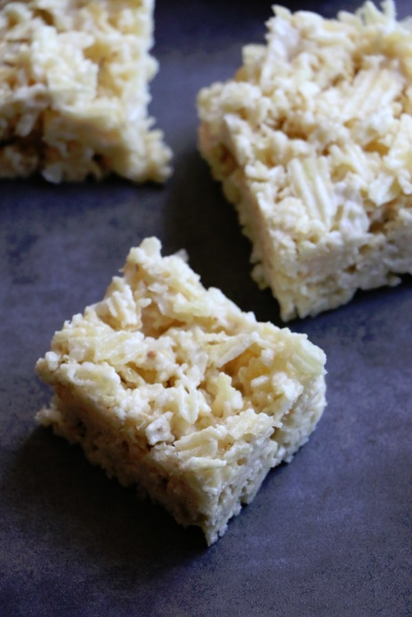Potato Chip Krispy Treats