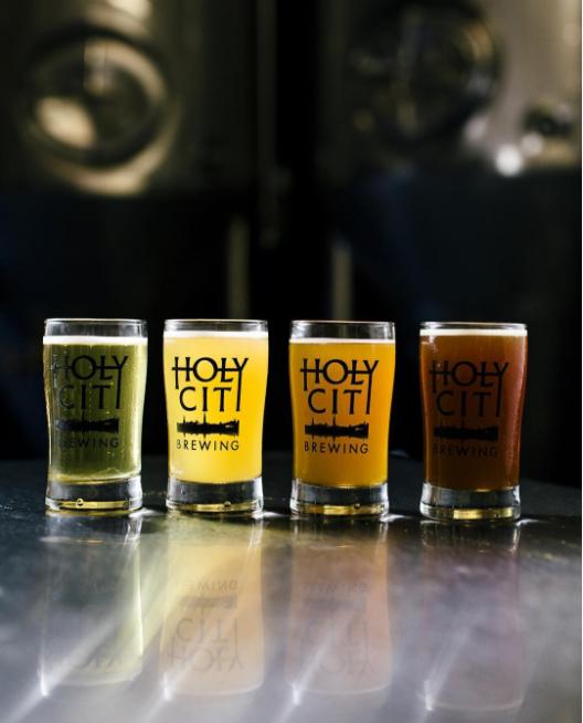 Holy City Brewing, North Charleston, South Carolina