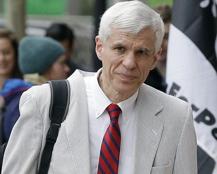 Defense attorney David Bruck.
