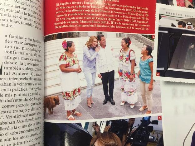La escasa inclusión de mexicanos de tez morena sucede generalmente cuando las revistas se refieren a eventos de carácter filantrópico o social.