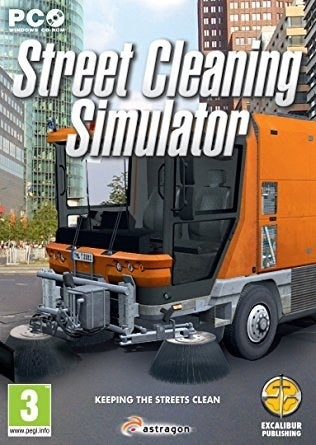 • Three highly detailed and interactive vehicles• Manual emptying the dirt container and filling the fresh water tanks• Remove dirt with several different cleaning techniques to complete the demanding and varied missionsGet it here.