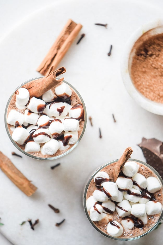 Chai Hot Chocolates