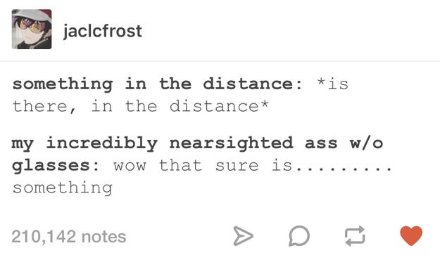 That awkward moment: