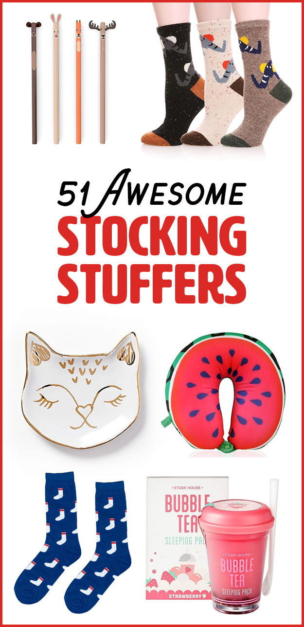 51 Gifts You'd Actually Want To Find In Your Christmas Stocking