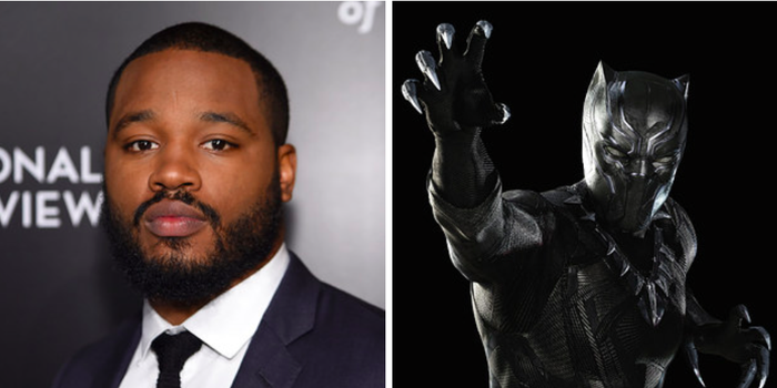 The 2018 movie is Marvel Studios' first feature to star a black character, and Coogler is the first black director to helm a Marvel Studios feature. (Reporting by Adam B. Vary)