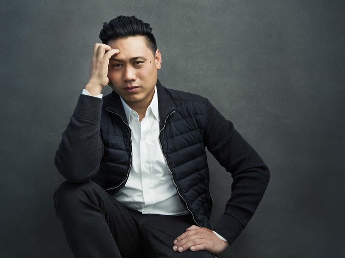 """""""A hero that doesn't look like you makes you want to be something else,"""" Chu told BuzzFeed News. The upcoming director of Crazy Rich Asians, who helmed the Now You See Me sequel in 2016, said, """"These are characters who have never been seen on the big screen before: Some are totally immoral. Some are completely materialistic. Some are total assholes. Others are super kind. It just runs the gamut and shows there's not one Asian."""" (By Susan Cheng)"""
