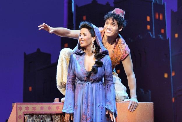 Asian-Amerians on Broadway