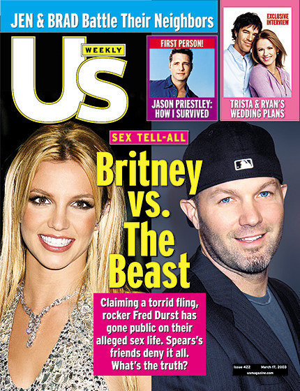 Fred durst britney spears sex