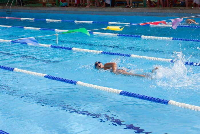 The European Court Just Ruled Muslim Girls In Switzerland Should Take Swimming Lessons With Boys