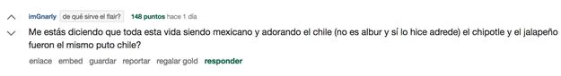 Y es que muchos no podían creer que siendo mexicanos no supiéramos lo suficiente sobre chiles.