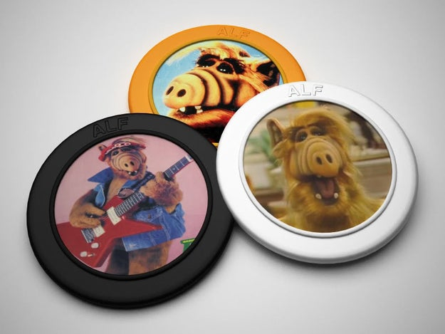 These pogs: