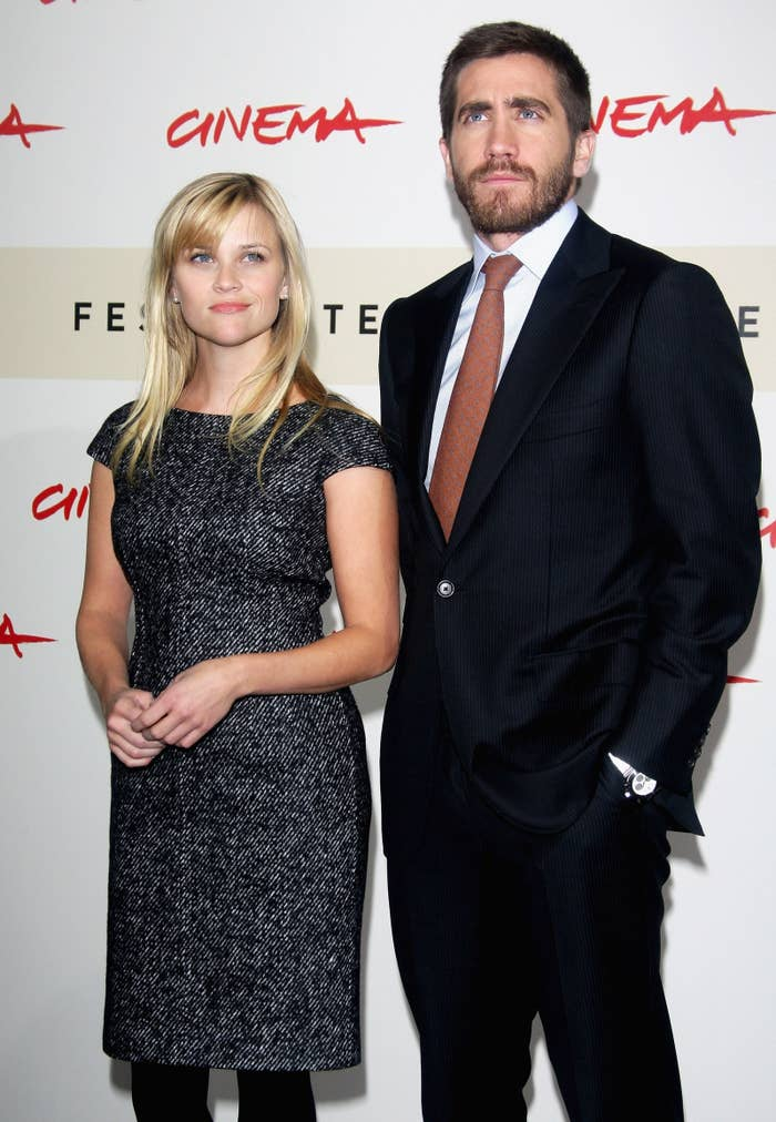 Remember when these two dated? It feels like a LIFETIME ago. The pair met on the set of the film Rendition.