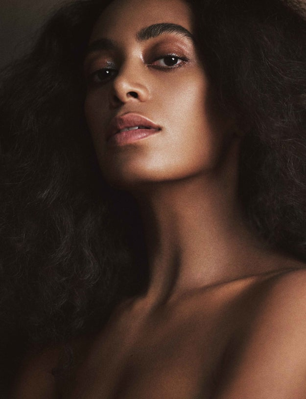 """""""Cranes in the Sky"""" is the only song from A Seat at the Table Solange wrote independently."""