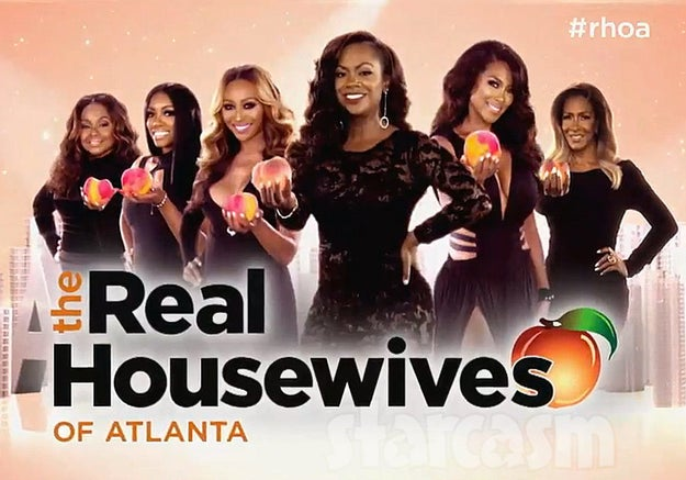 Solange loves watching The Real Housewives of Atlanta because it reminds her of the women she grew up around in Houston.