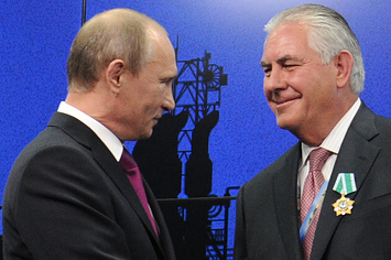 5 Things To Watch During Rex Tillerson's Confirmation Hearing