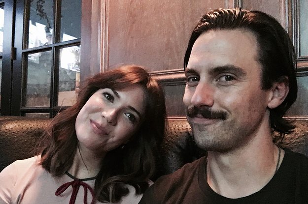 34 photos of the this is us cast hanging out in real life