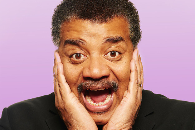 Neil DeGrasse Tyson Shares Five Mind-Blowing Facts About The Universe