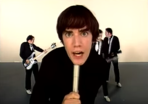 "The Hives, ""Hate to Say I Told You So"""