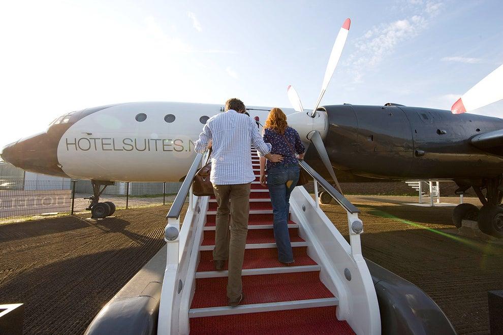 Vliegtuigsuite Teuge in Teuge, Netherlands