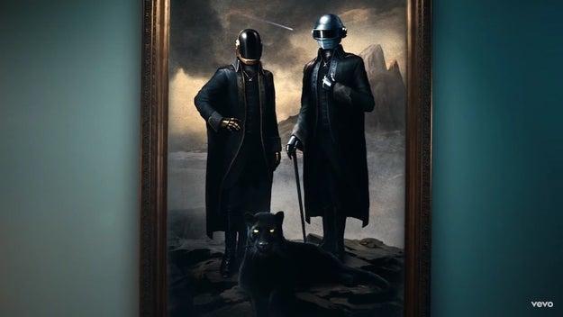 El último disco de Daft Punk salió en 2013, pero colaboraron en varias canciones para Starboy (2016), el último disco de The Weeknd.