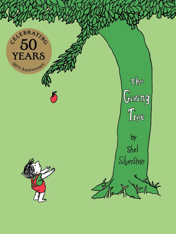 """""""The trouble with this 'Giving Tree' of yours,"""" Simon & Schuster editor William Cole told Silverstein, """"is that ... it's not a kid's book — too sad, and it isn't for adults — too simple."""" Needless to say, Cole was wrong."""