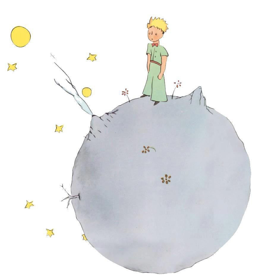 Antoine de Saint-Exupéry was inspired to write The Little Prince while stuck in the desert post-plane crash.