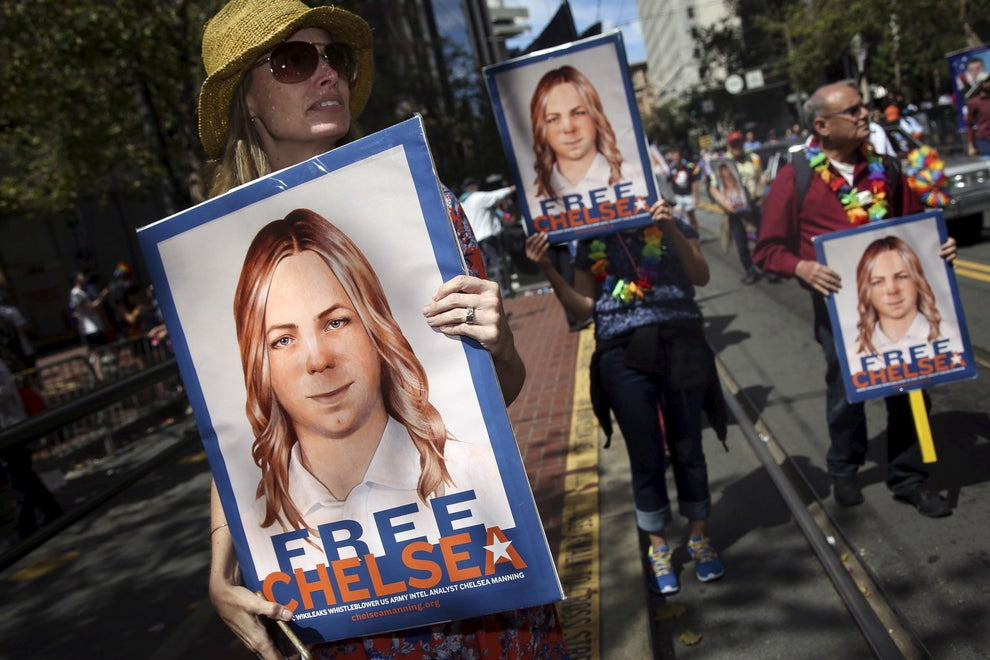 Chelsea Manning Can't See The FBI's Files About Her, Judge Rules