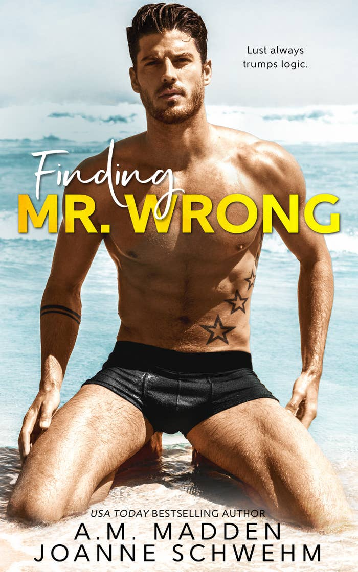 """RELEASE DATE: February 20, 2017SYNOPSIS: Here's a tip: never trust a jackass in preppy clothing.The phrase """"trust me"""" should have been my first clue to hightail it out the door, but hindsight is always 20/20.So there I was, on a stage with two other men, being asked ridiculous questions by a woman I couldn't see, but whose voice made my pants tighten—and not around my ankles.Before I knew what was happening, I'd signed up for six weeks in paradise, isolated on an island for forty-two days with a complete stranger. And when I finally laid eyes on the sexy brunette who belonged to that voice, a part of me thought this wouldn't be so bad.I've always been a levelheaded guy. I am a successful, smart, and shrewd business man. But that was when I was listening to the head above my shoulders. Once the blood traveled south, I always ran into trouble.She called me Mr. Wrong, and that was fine with me.Lesson learned: lust always trumps logic."""