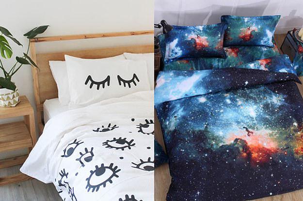 28 bettw sche sets die fast zu cool sind um darauf zu schlafen. Black Bedroom Furniture Sets. Home Design Ideas