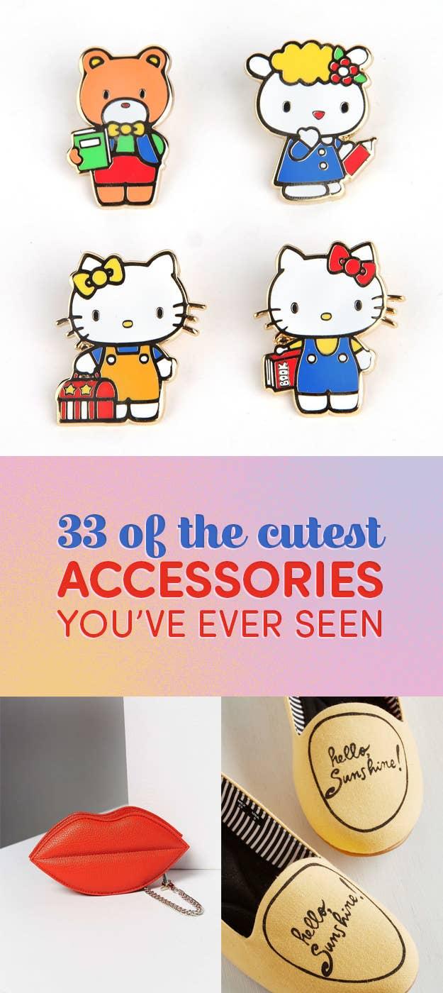 33 Cute Accessories That\'ll Melt Even The Coldest Heart