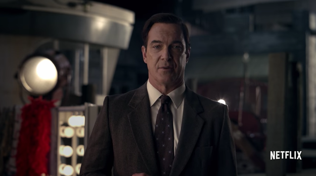 Patrick Warburton, who plays the titular character, Lemony Snicket, didn't audition for the role.