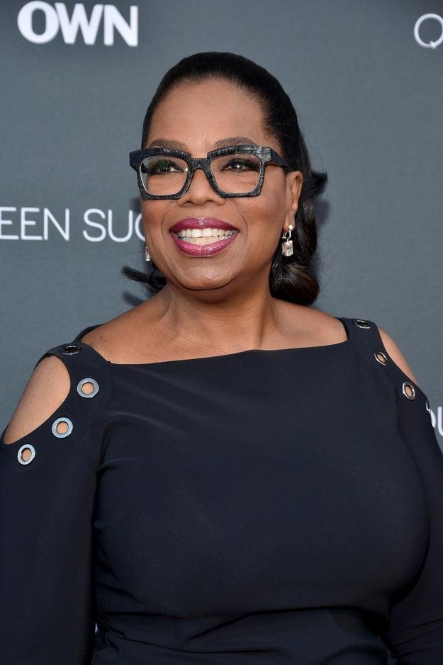 Oprah Winfrey nació como Orpah Winfrey.