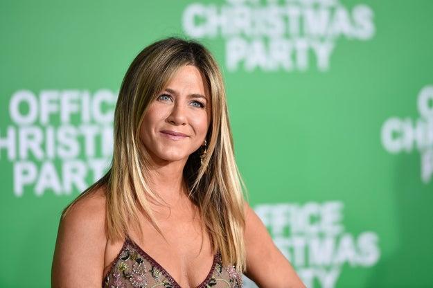 Jennifer Aniston nació como Jennifer Anastassakis.