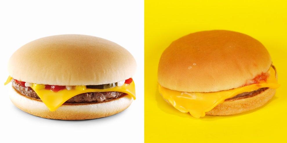 Hamburguesa con queso: