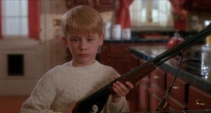 Your love for Kevin McCallister began like a Dickens novel: you fell in love at Christmastime. After watching Home Alone, not only did you wish your parents would forget you the next time they went on vacation, but you also dreamed of fighting bad guys alongside Kevin. Why, oh why weren't there any kids like this in your class?