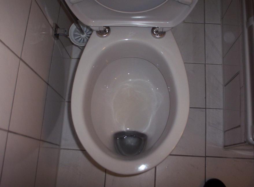 German Shelf Toilet 009 - German Shelf Toilet
