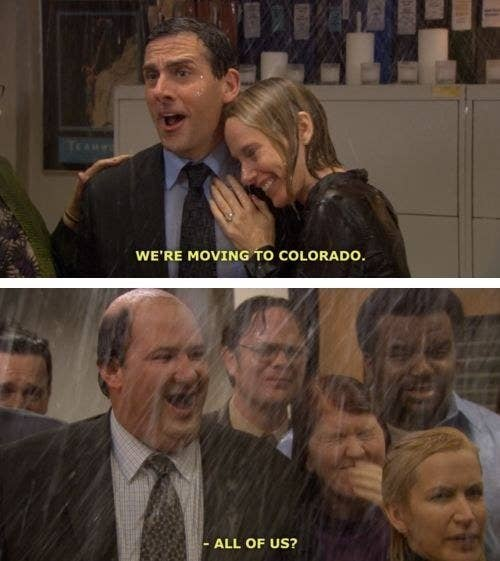 18 Times Kevin From The Office Was The Hero We Needed