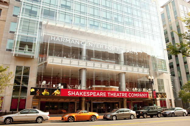 Gush over the words of the world's most famous romantic at the Shakespeare Theatre Company.