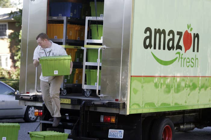 Amazon And FreshDirect Will Start Accepting Food Stamps